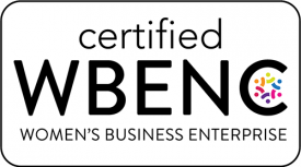 Certified Women's Business Enterprise
